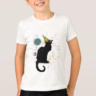 Années Noir de conversation nouvelles Tshirts