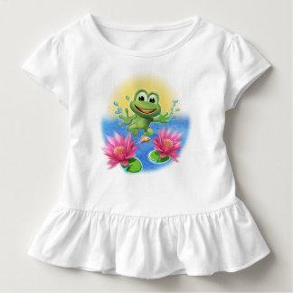 Anniversaire mignon de T-shirt de ruche de