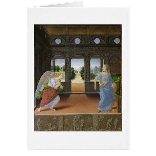 Annonce Cartes De Vœux
