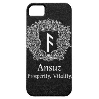 Ansuz-Rune/prospérité, vitalité Coques iPhone 5 Case-Mate