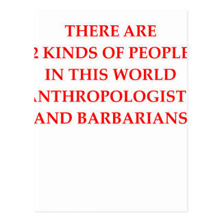 anthropologie cartes postales