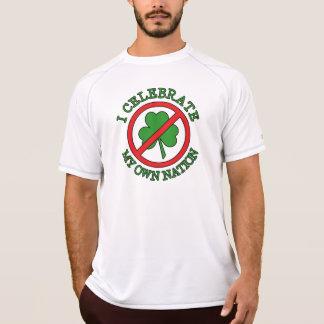 Anti T-shirt de muscle du jour de Patrick de saint
