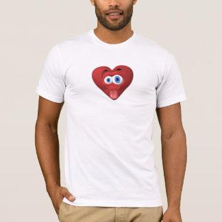 Anti T-shirt de Valentine de framboise