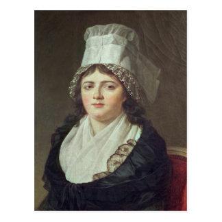 Antoinette Gabrielle Charpentier 1793 Carte Postale