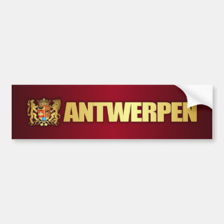 Antwerpen Autocollant De Voiture