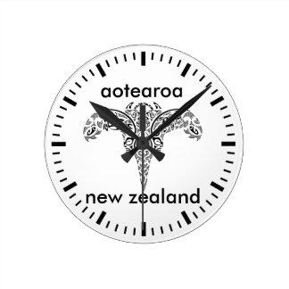 aotearoa Nouvelle Zélande 14 Horloge Ronde