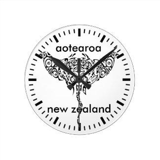 aotearoa Nouvelle Zélande 15 Horloge Ronde