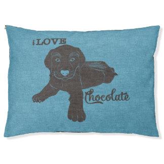 APAL - Chocolade Labrador | Bed van de Hond van Hondenbedden