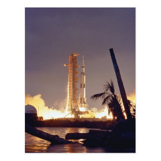 Apollo 14 carte postale