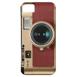 Appareil-photo de cas d'Iphone 5s rétro Coque iPhone 5