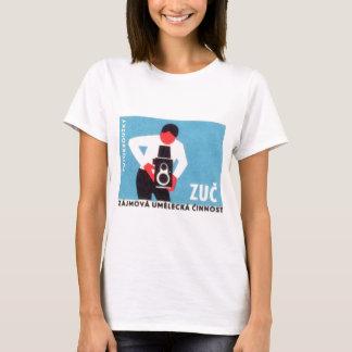 Appareil-photo de Zuc T-shirt