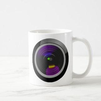 Appareil-photo Mug Blanc