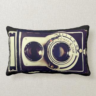 Appareil-photo vintage oreillers