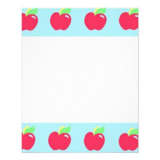 "Apple 4,5"" x 5,6"" insecte prospectus 11,4 cm x 14,2 cm"