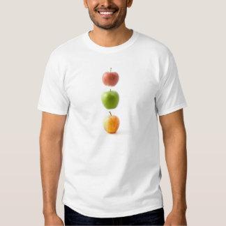 Apple chronomètrent t shirts