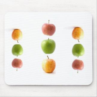 Apple chronomètrent tapis de souris