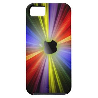 Apple en Kleuren Tough iPhone 5 Hoesje