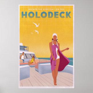Appréciez le Holodeck