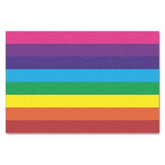 Approvisionnements colorés de partie de motif de papier mousseline