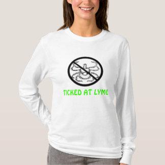 appui de lyme de coutil, FAIT TIC TAC À LYME T-shirt