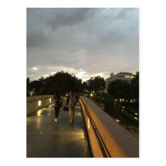 Après carte postale de pluie