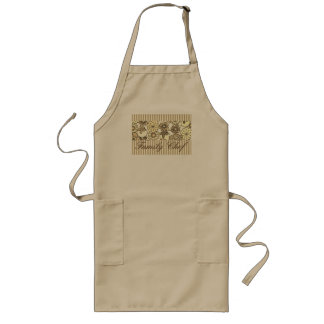 Apron_Family Chef_Floral_Monogram-Template_ Tablier Long