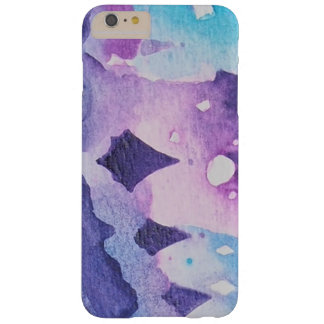Aquarelle abstraite coque iPhone 6 plus barely there