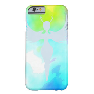 aquarelle ailé coque barely there iPhone 6