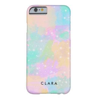 aquarelle en pastel lumineuse moderne élégante coque barely there iPhone 6