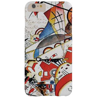Aquarelle Kandinsky-S'activante de Wassily Coque iPhone 6 Plus Barely There