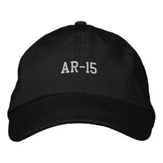 AR-15 CASQUETTE BRODÉE