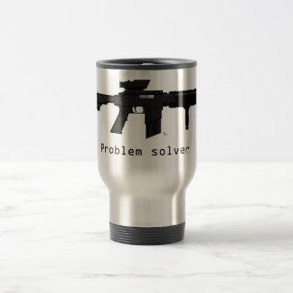AR-15 (conception d'AOM) Mug De Voyage