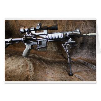 AR-15 tactique Carte