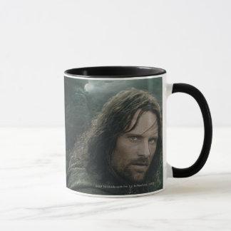 Aragorn et Ringwraiths Mug