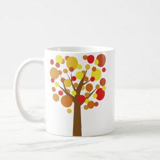 Arbre de chute mug