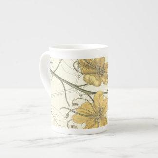 Arbre de douche d'or mug