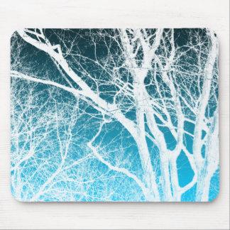 arbre de fantôme tapis de souris