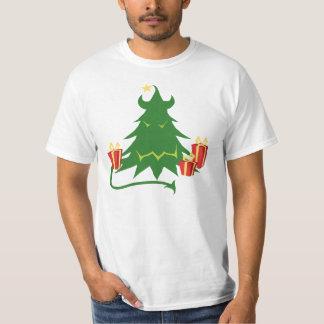 Arbre de Noël de monstre T-shirt