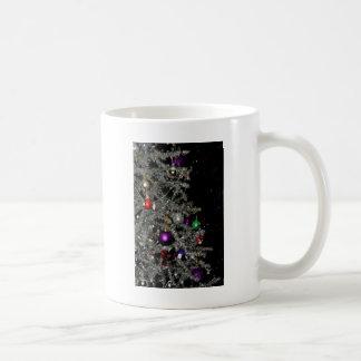 Arbre de Noël de scintillement Mug
