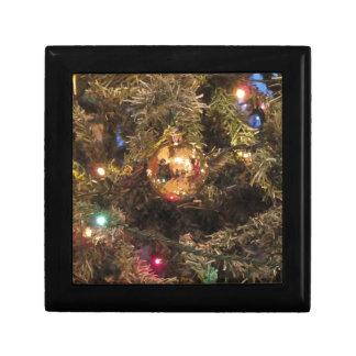 Arbre de Noël et décorations de Noël Boîtes À Bijoux