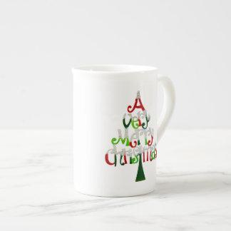 Arbre de Noël très Joyeux Mug