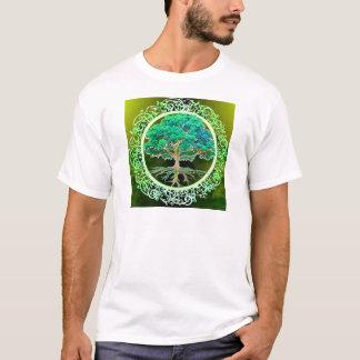 Arbre de santé de la vie t-shirt
