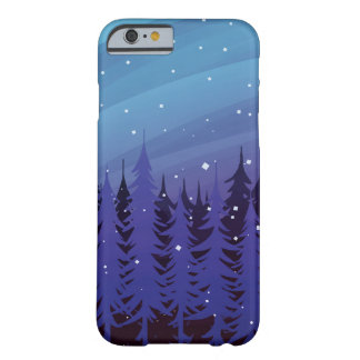 Arbre d'hiver coque iPhone 6 barely there