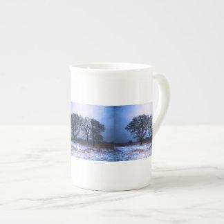 Arbres 1 d'hiver mug
