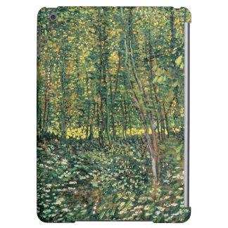 Arbres de Vincent van Gogh | et broussaille, 1887