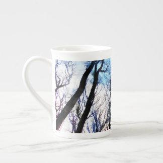 Arbres mystérieux mug