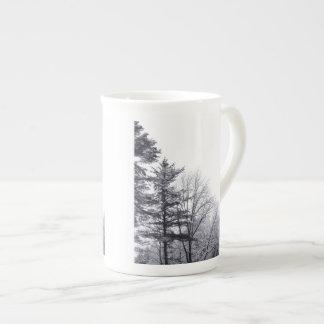 arbres Neige-couverts : Vertical Mug