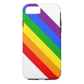 ARC-EN-CIEL COQUE iPhone 7