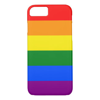 """""""ARC-EN-CIEL """" COQUE iPhone 7"""