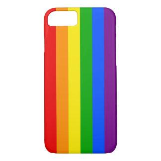 """""""ARC-EN-CIEL """" COQUE iPhone 8/7"""
